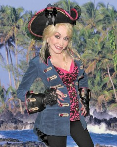 """Dolly Parton is Hoisting the Jolly Roger! """"Pirates Voyage"""" is Docking in Myrtle Beach, SC"""